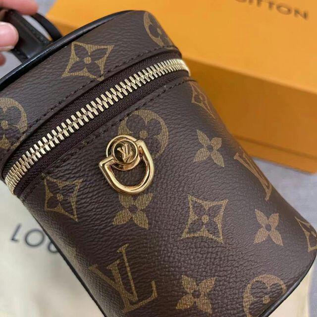 LOUIS VUITTON(ルイヴィトン)のルイヴィトン ヴァニティバッグ レディースのバッグ(ハンドバッグ)の商品写真