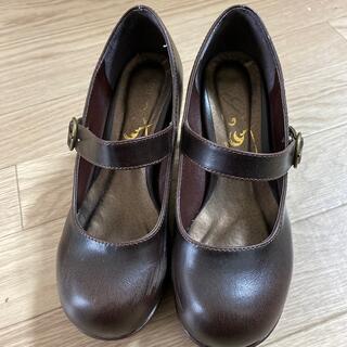 ロリィタ シューズ 靴 ヒール ストラップ型 ロリータ