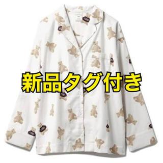 ジェラートピケ(gelato pique)の【新品タグ付き】ジェラートピケ ベアネルシャツ(パジャマ)