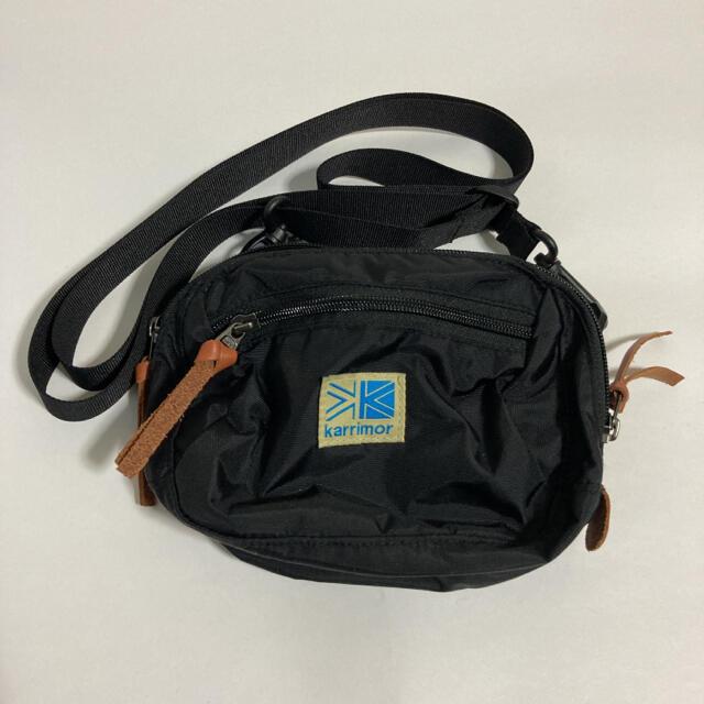karrimor(カリマー)のkarrimor カリマー VT ポーチ ショルダーバッグ ポシェット メンズのバッグ(ショルダーバッグ)の商品写真