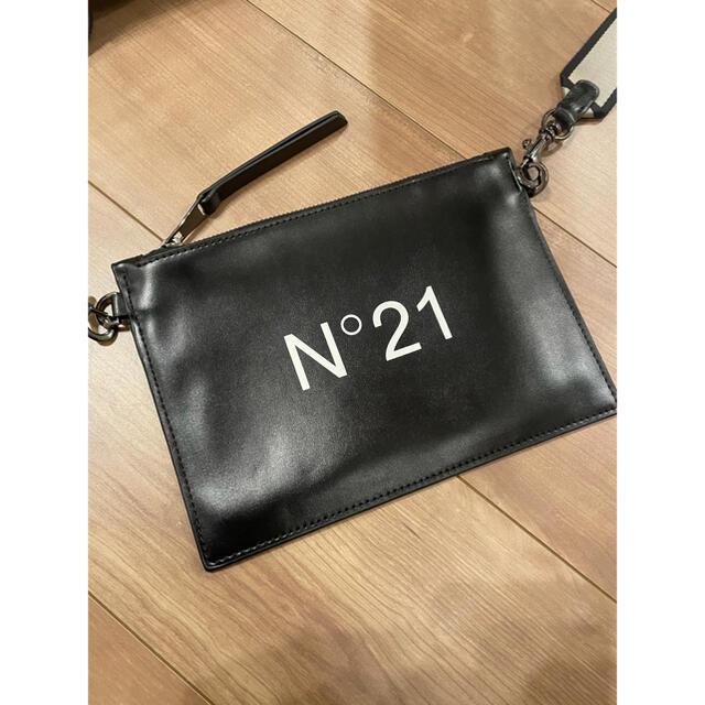 N°21(ヌメロヴェントゥーノ)のヌメロヴェントゥーノ サコッシュ メンズのバッグ(ショルダーバッグ)の商品写真