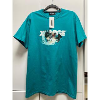 XLARGE - 僕のヒーローアカデミア コラボTシャツ 緑谷出久 Mサイズ