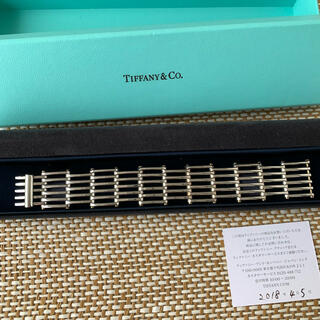 Tiffany & Co. - Tiffany ゲートリンクブレスレット