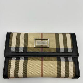 BURBERRY - バーバリー 二つ折り財布 未使用