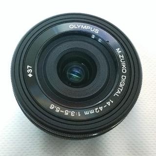 OLYMPUS M.ZUIKO 14-42mm F3.5-5.6 EZ BLK