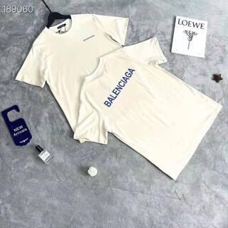 Balenciaga - 2799 BALENCIAGA ロゴTシャツ M