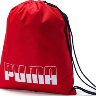 プーマ(PUMA)の新品 プーマ PUMA プラス ジムサック Ⅱ赤 レッド(その他)