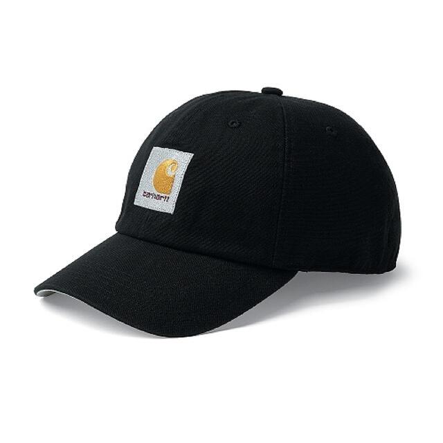 carhartt(カーハート)の希少 USモデル Carhartt BLACK CAP 6panel メンズの帽子(キャップ)の商品写真