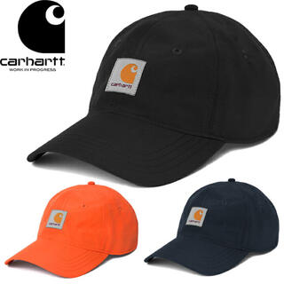 carhartt - 希少 USモデル Carhartt BLACK CAP 6panel