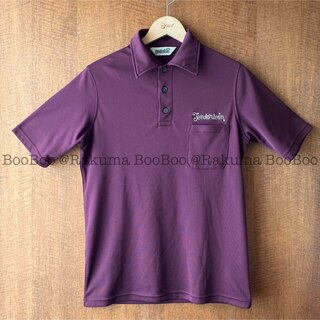 テンダーロイン(TENDERLOIN)のTENDERLOIN T-POLYPOLO ポリ ポロシャツ(ポロシャツ)