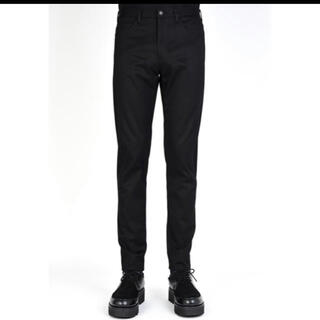 LAD MUSICIAN - 19aw TAPERED TIGHT PANTS ラッドミュージシャン