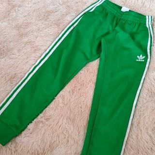 adidas - 【美品】レアカラーadidas originals トラックパンツ 緑グリーン