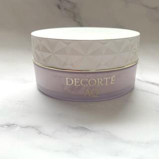 COSME DECORTE - 美品 定価の半額以下❤️ コスメデコルテ AQ フェイスパウダー