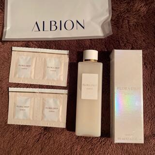 ALBION - ALBION アルビオン フローラドリップ 80ml 新品 おまけ付