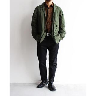 リーバイス(Levi's)のAge Old The Western Trousers L ピケ パンツ 黒(スラックス)
