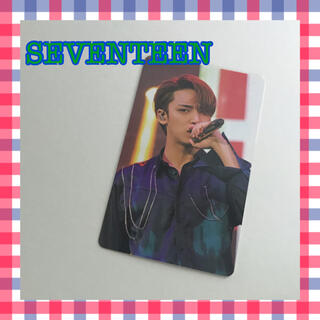 SEVENTEEN - SEVENTEEN2018❤︎トレカ❤︎ミンギュ❤︎MINGYU