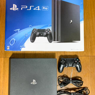 PlayStation4 - PlayStation®4 Pro ジェット・ブラック 1TB