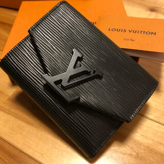 LOUIS VUITTON - LOUIS VUITTON 三つ折り財布