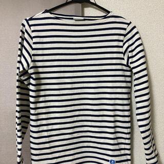 オーシバル(ORCIVAL)の【ORCIVAL】ボーダーT(Tシャツ(長袖/七分))