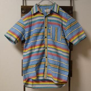 チチカカ(titicaca)のTITICACA チチカカ カラフルな半袖シャツ(シャツ)