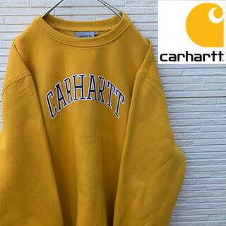 carhartt - Carhartt 新品タグ付き ビッグシルエット デカロゴ XL トレーナー