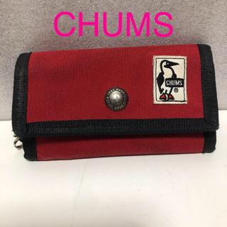チャムス(CHUMS)のCHUMS キーケース レッド(キーケース)