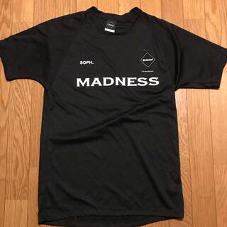エフシーアールビー(F.C.R.B.)のFCRB×MADNESS 台北MADNESS限定モデル 黒XL ブリストル(Tシャツ/カットソー(半袖/袖なし))