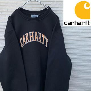 カーハート(carhartt)のCarhartt 新品タグ付き トレーナー ビックロゴ XL(スウェット)