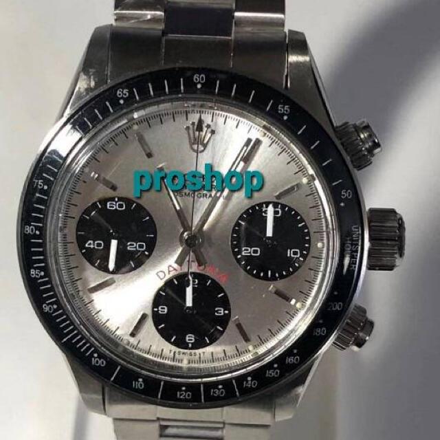 ROLEX(ロレックス)の6263 ビンテージモデル SLV 自動巻 修理用 部品一式 メンズの時計(腕時計(アナログ))の商品写真