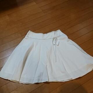 インディオ(indio)の膝丈フレアスカート(ひざ丈スカート)