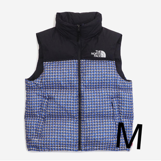 Supreme - supreme☆The North Face☆Nuptse Vest☆M☆青