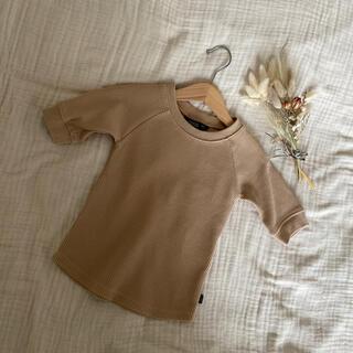 フタフタ(futafuta)の新品futafutaワッフルtops(Tシャツ/カットソー)