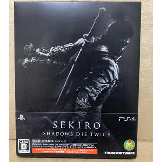 PlayStation4 - SEKIRO: SHADOWS DIE TWICE PS4
