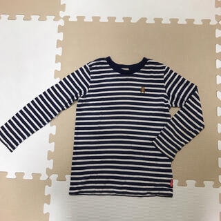 mikihouse - 120センチ◆ミキハウス◆ロンT◆長袖Tシャツ◆ボーダー