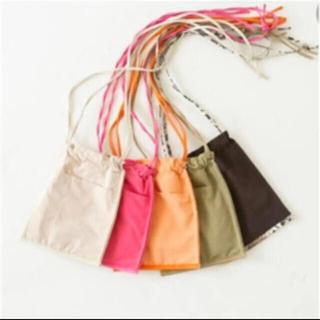 シールームリン(SeaRoomlynn)のsearoomlynn eco leather line mini bag(ショルダーバッグ)