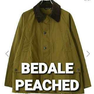 Barbour - Barbour OS BEDALE PEACHEDバブアー ビデイルピーチド
