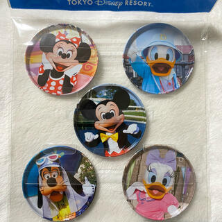 Disney - 実写 コースターセット
