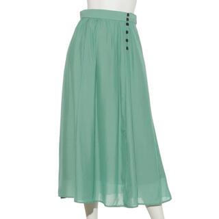 ジャスグリッティー(JUSGLITTY)の新品✨JUSGLITTY✨エアリーロングスカート✨可愛く、綺麗に着て頂けます(ロングスカート)