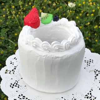 ⭐︎他サイトで完売しました モルタル ケーキ シンプル(プランター)