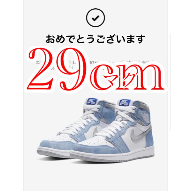 NIKE(ナイキ)の【29cm】AIR JORDAN 1 RETRO HIGH OG メンズの靴/シューズ(スニーカー)の商品写真