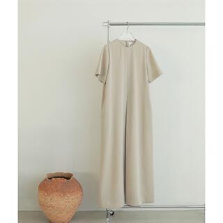 TODAYFUL - Halfsleeve Tuck Dress ナチュラル 36