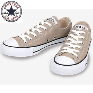 CONVERSE - 【新品】CANVAS ALL STAR COLOR OX 23.5cm