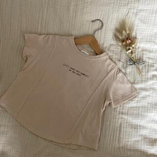 コドモビームス(こどもビームス)の韓国こども服♦︎オーバーサイズTシャツ95(Tシャツ/カットソー)