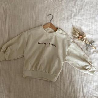 コドモビームス(こどもビームス)の韓国こども服♦︎スウェットトレーナー90(Tシャツ/カットソー)