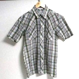 HOLLYWOOD RANCH MARKET - 半袖シャツ チェックシャツ