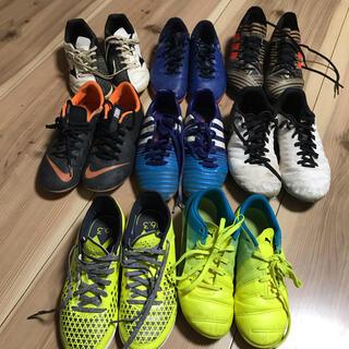ミズノ(MIZUNO)のサッカー 靴 まとめ売り 小学生 フットサル スパイク(シューズ)
