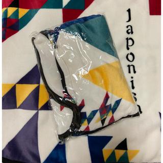 アラシ(嵐)のARASHI LIVE TOUR 2015 Japonism  ブランケット(アイドルグッズ)