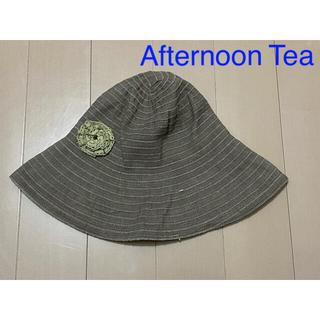 アフタヌーンティー(AfternoonTea)のAfternoon Tea/バケット チューリップ ハット/カーキ(ハット)