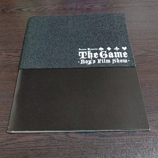 The game 2009 パンフレット(シール付)