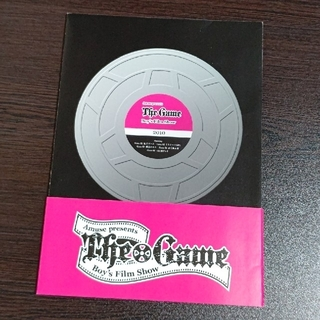 The game 2010 パンフレット